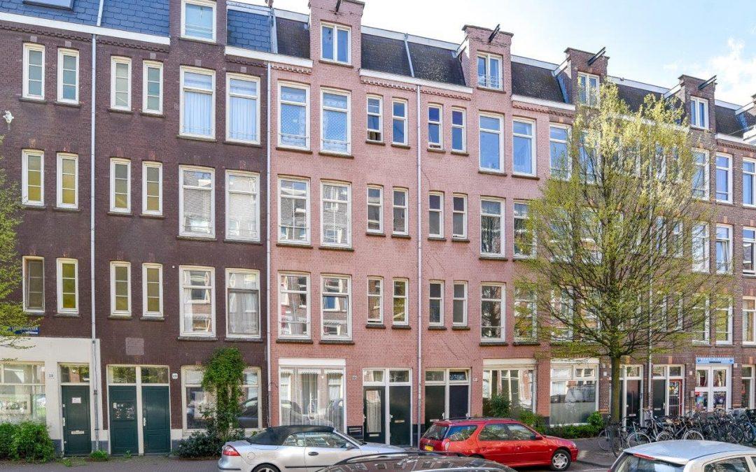 Groen van Prinstererstraat 106 1-hoog