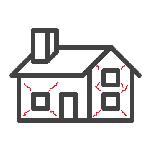 Scheuren in je huis simpel uitgelegd